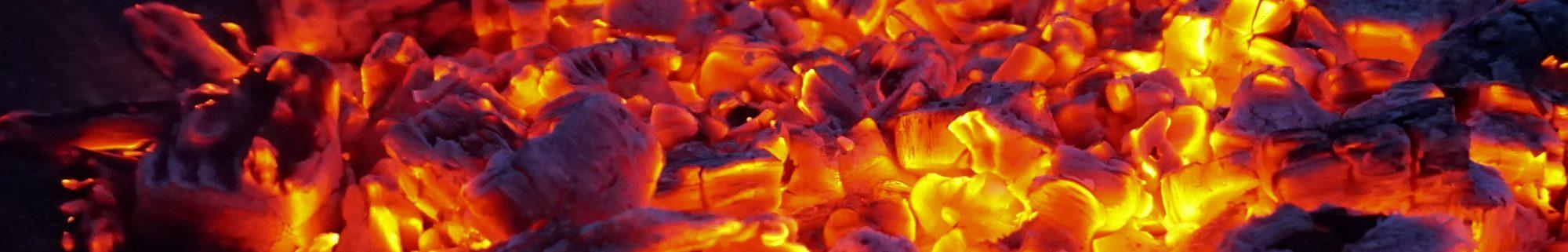 Fireside storytime